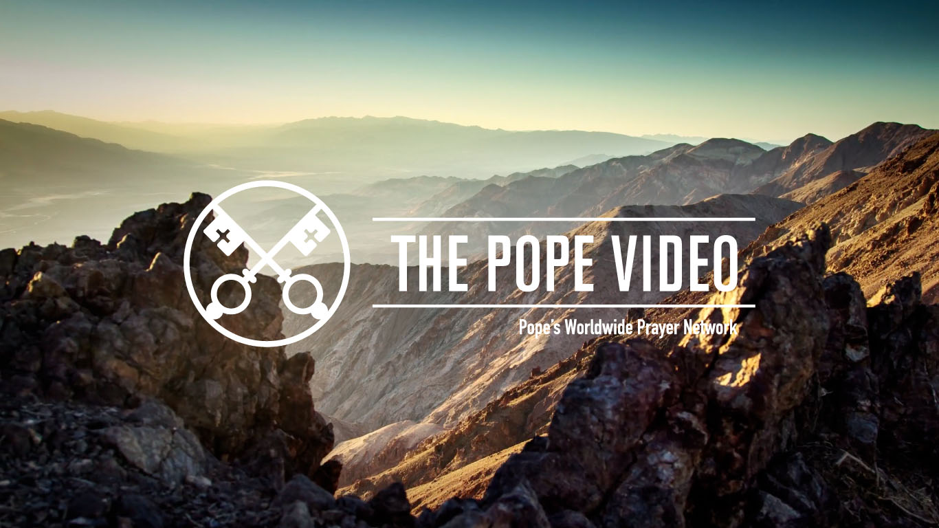 The Pope Video February 2016 (Official Image)