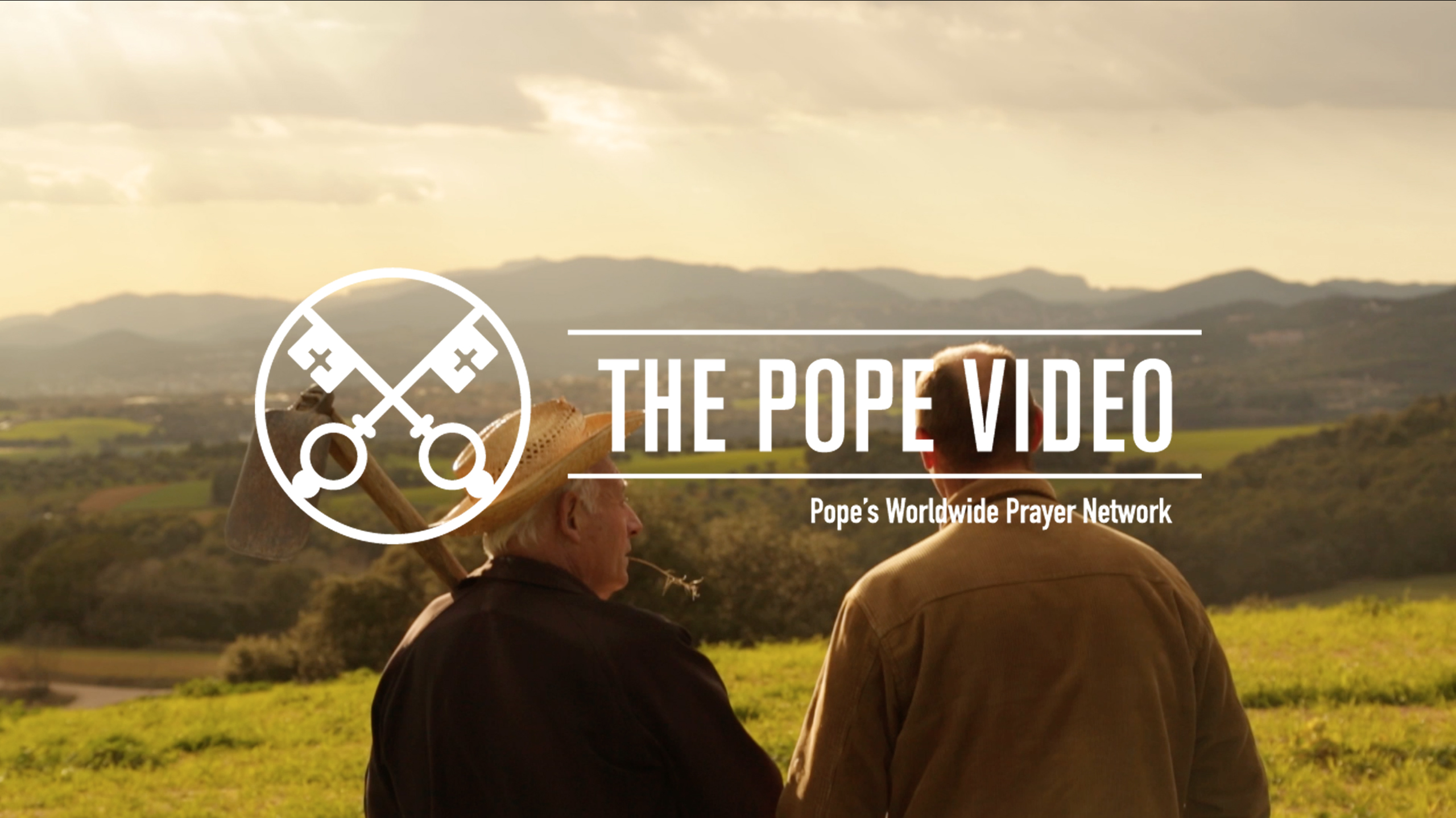 The Pope Video April 2016 (Official Image)
