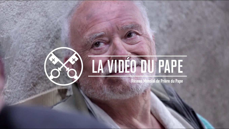 Le Pape François dans La Vidéo du Pape du mois de juin: «pouvons-nous ignorer l'abandon des personnes âgées et malades»?