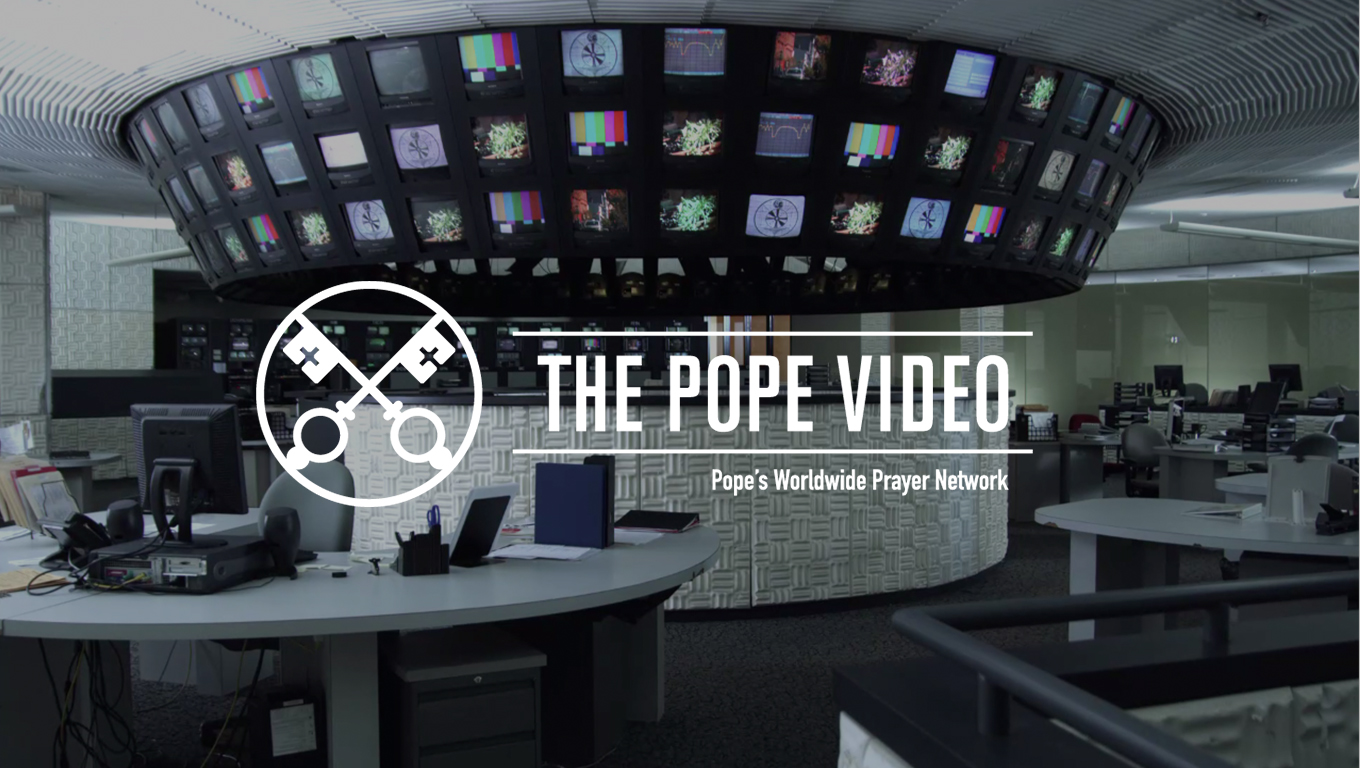 The Pope Video October 2016 (Official Image)