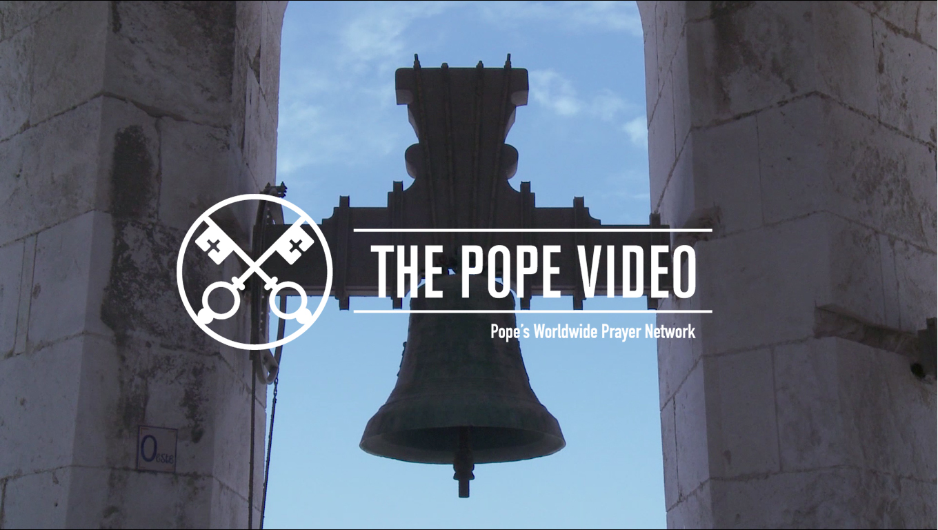 The Pope Video January 2017 (Official Image)