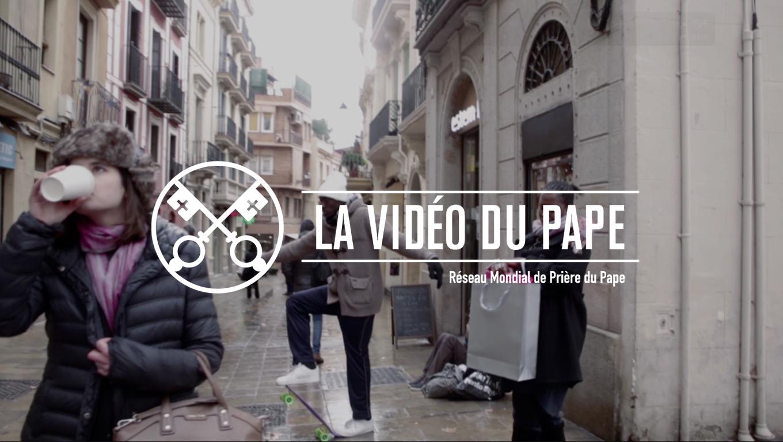 Le pape François lance un «anti-mannequin challenge» pour lutter contre l'indifférence