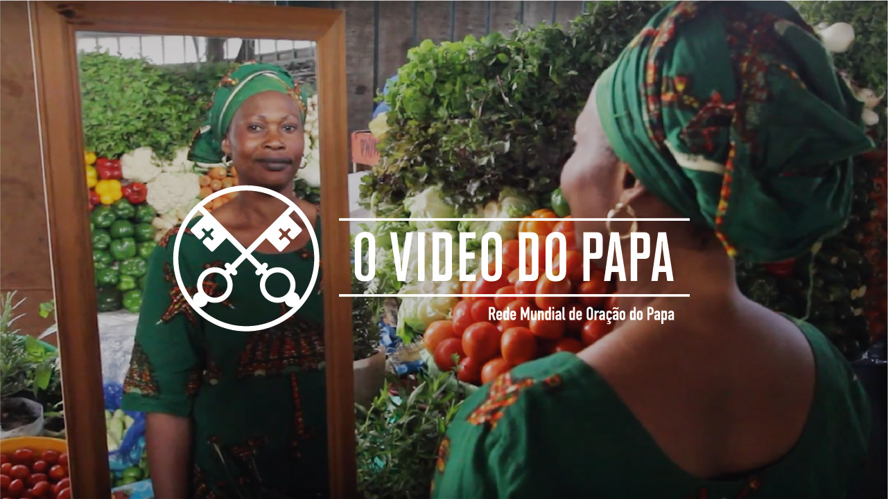Este mês Francisco pede pelos cristãos da África, para que sejam testemunhas da paz