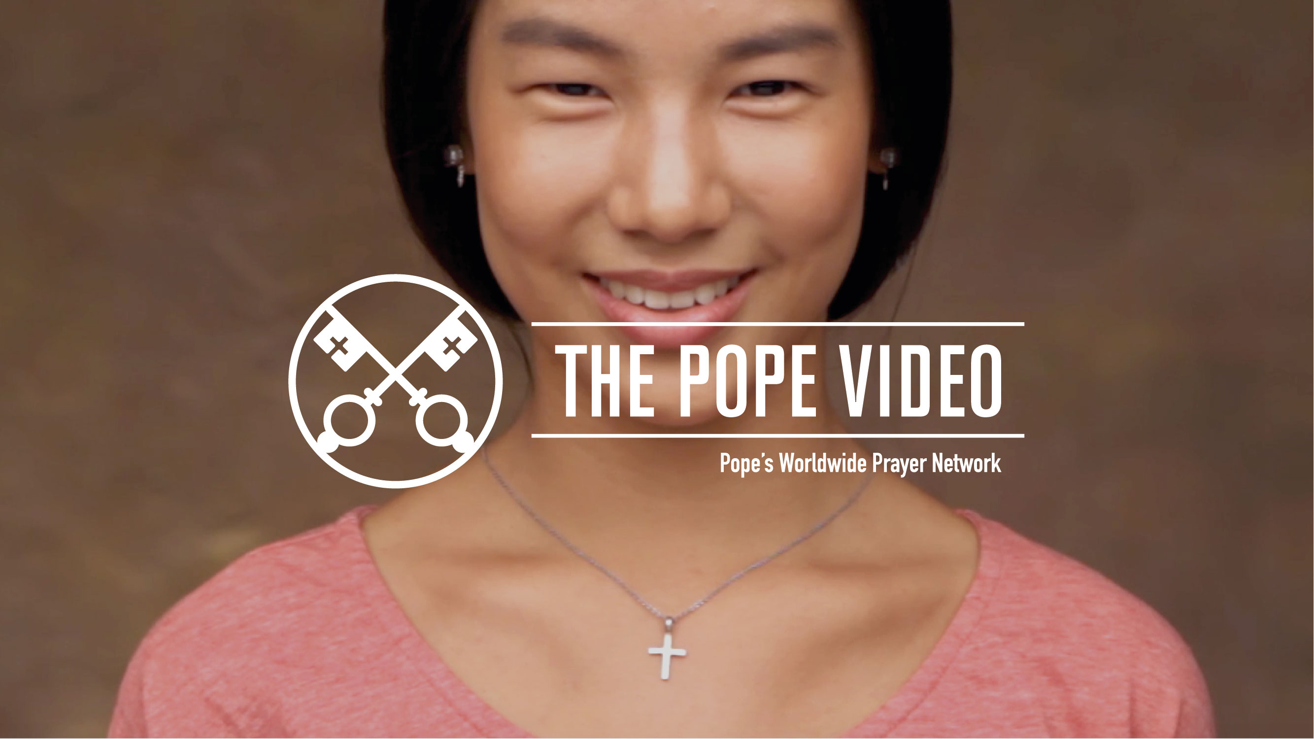 The Pope Video November 2017 (Official Image)