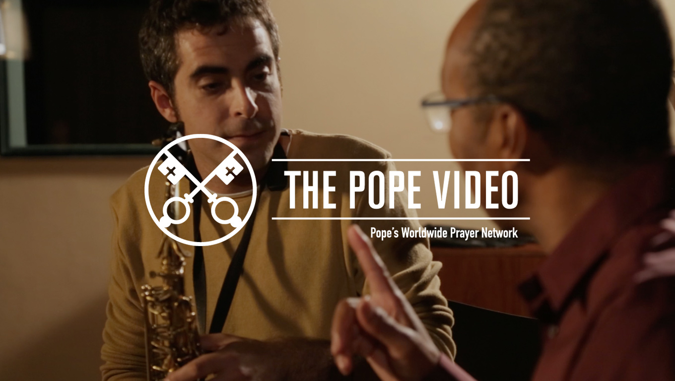 The Pope Video December 2017 (Official Image)