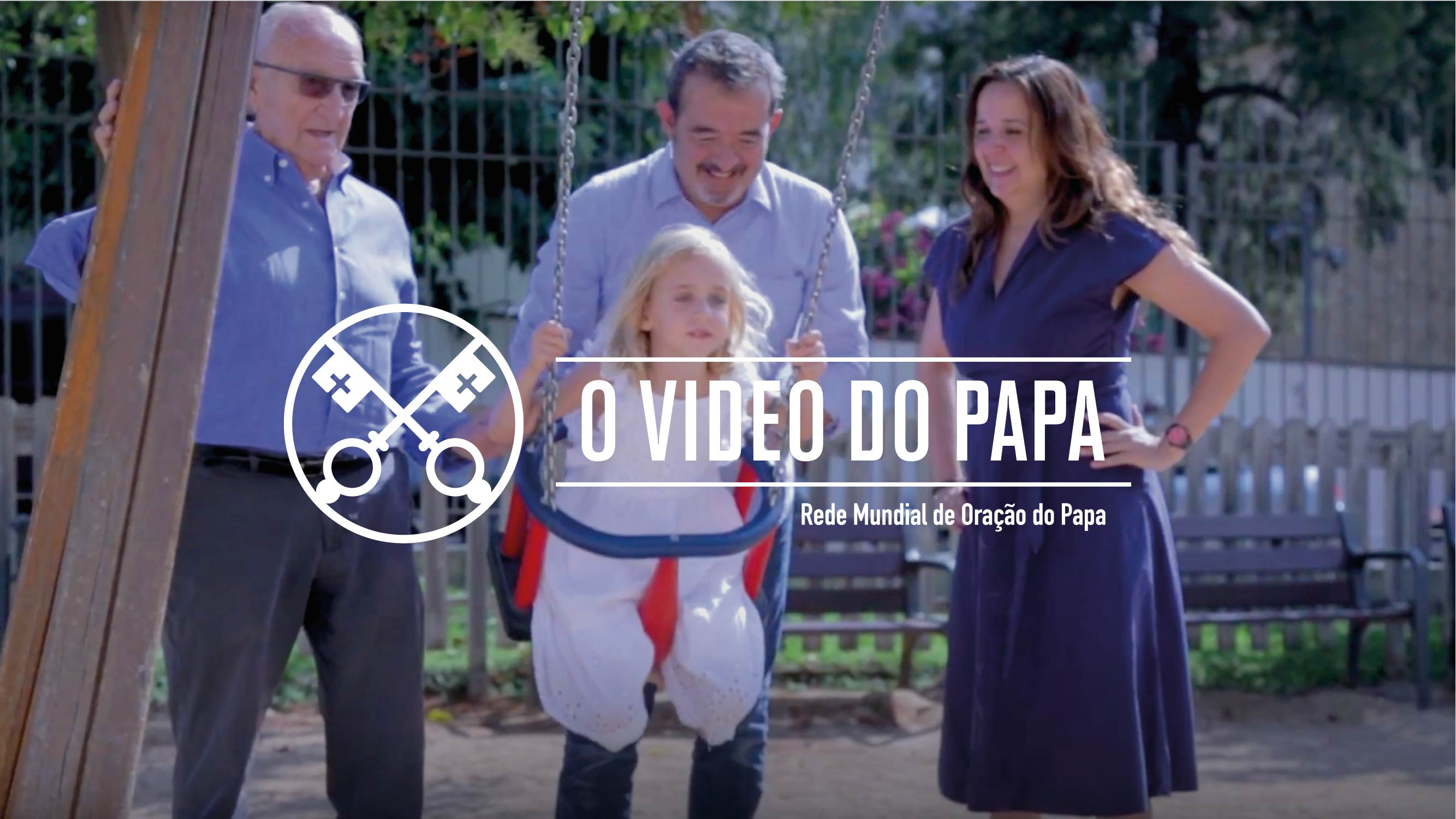 O Papa chama a proteger as famílias