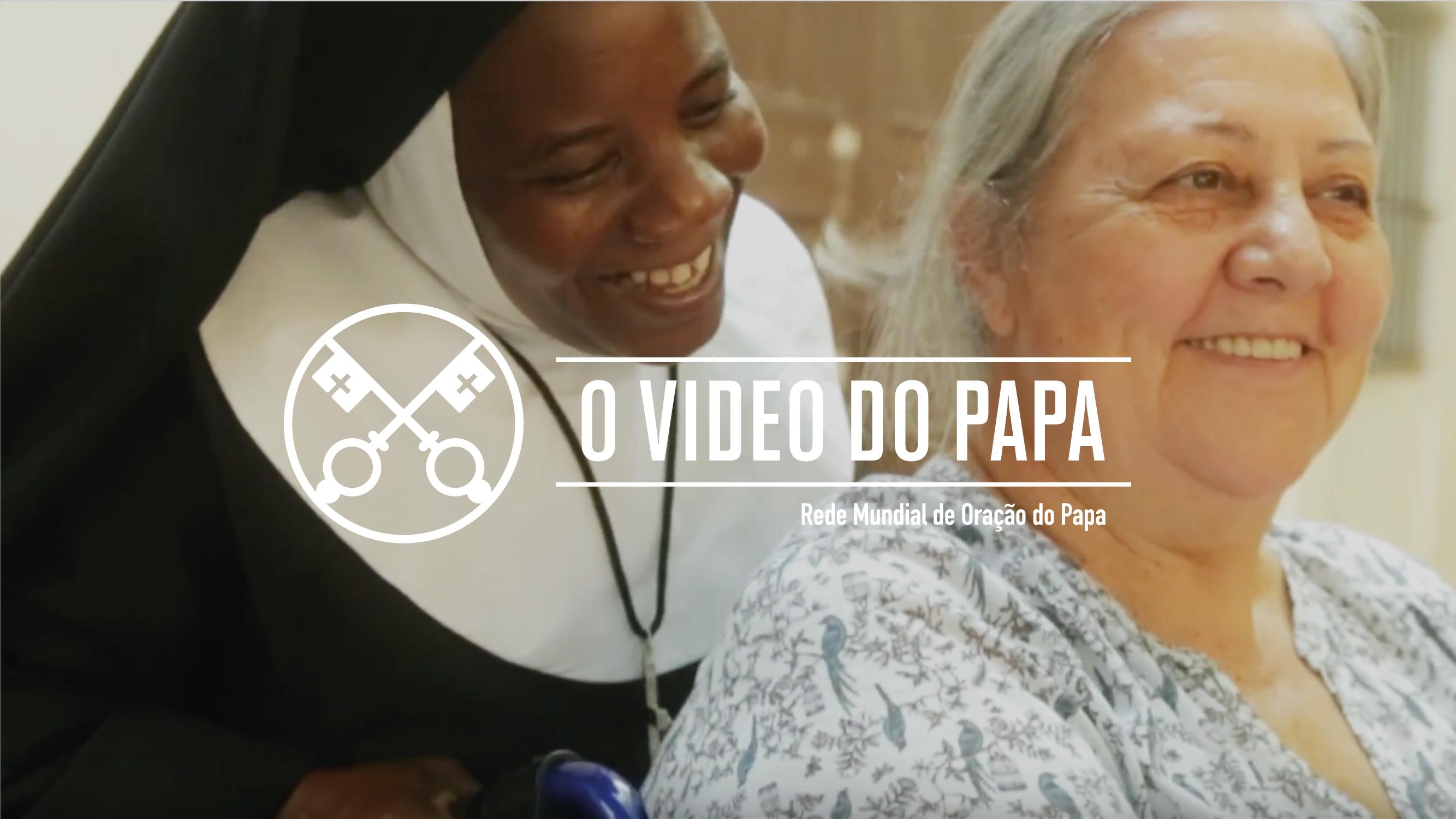 """Francisco em O Vídeo do Papa: """"Não nos deixemos roubar o entusiasmo missionário!"""""""