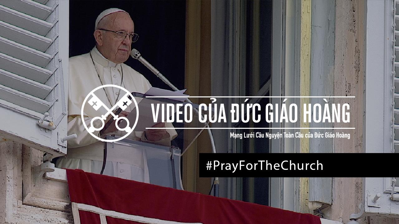 Tháng mười: #PrayForTheChurch