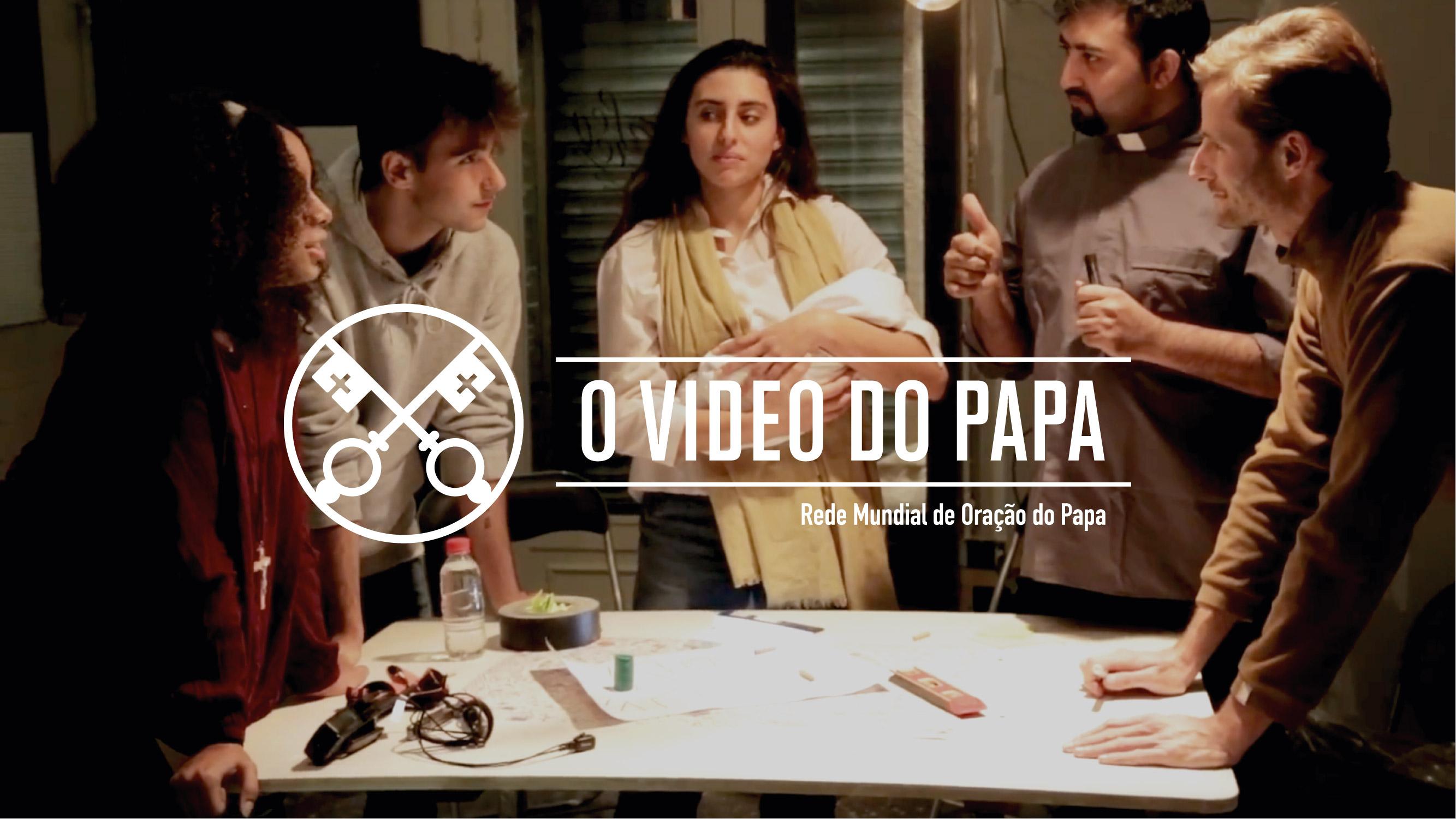 O Vídeo do Papa de dezembro: a escuta é a chave de Francisco para comunicar a fé