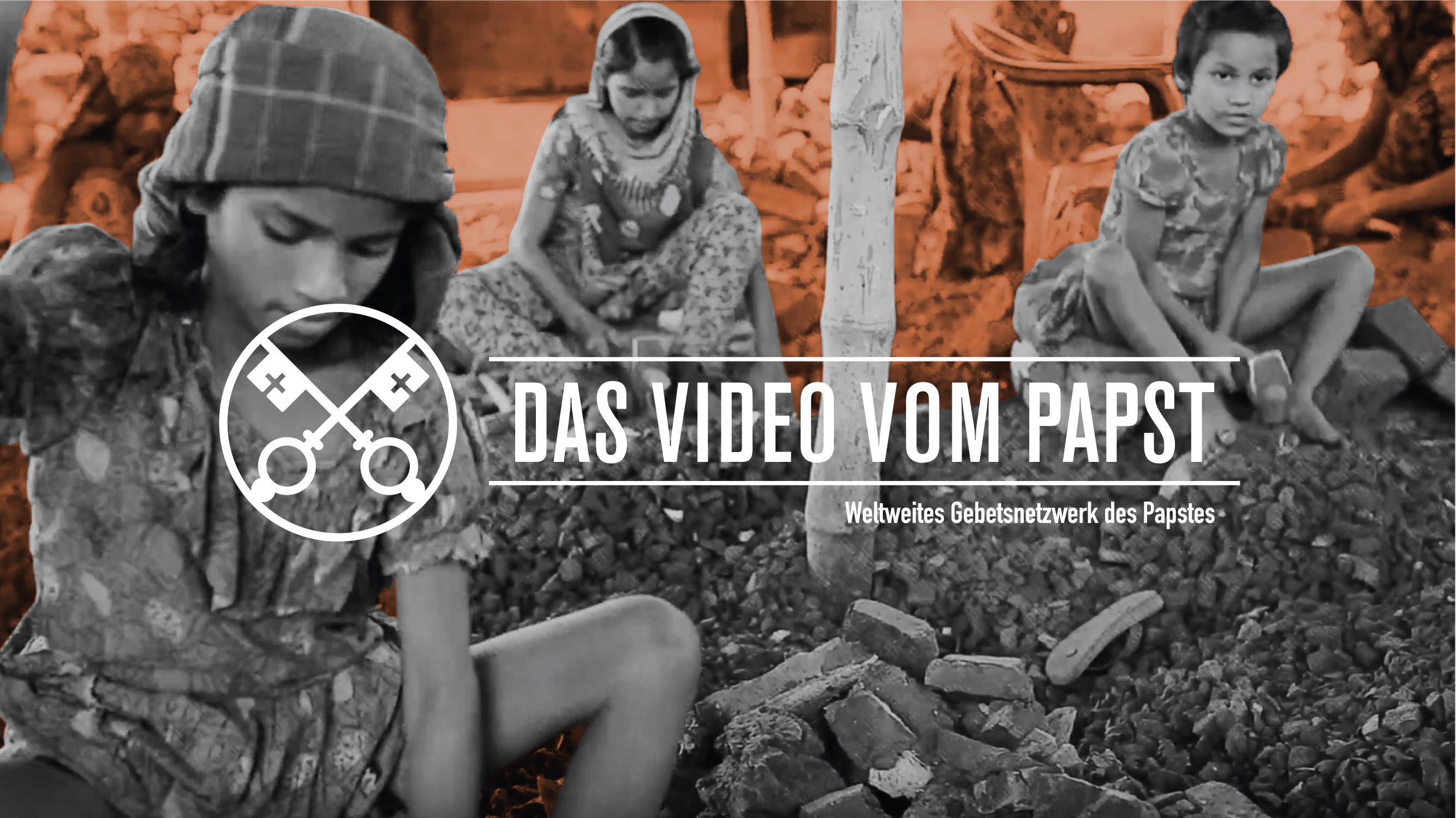 Februar: Für Opfer des Menschenhandels