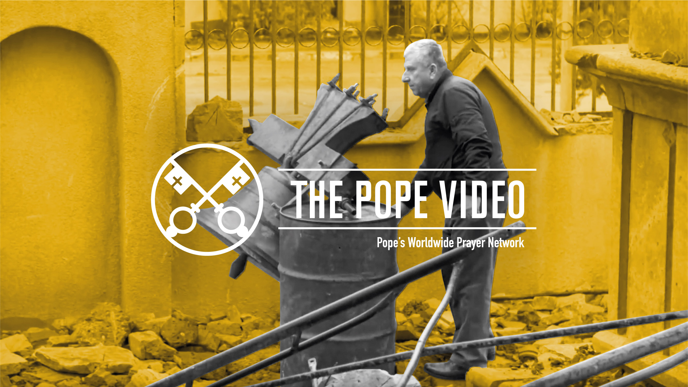 The Pope Video March 2019 (Official Image)