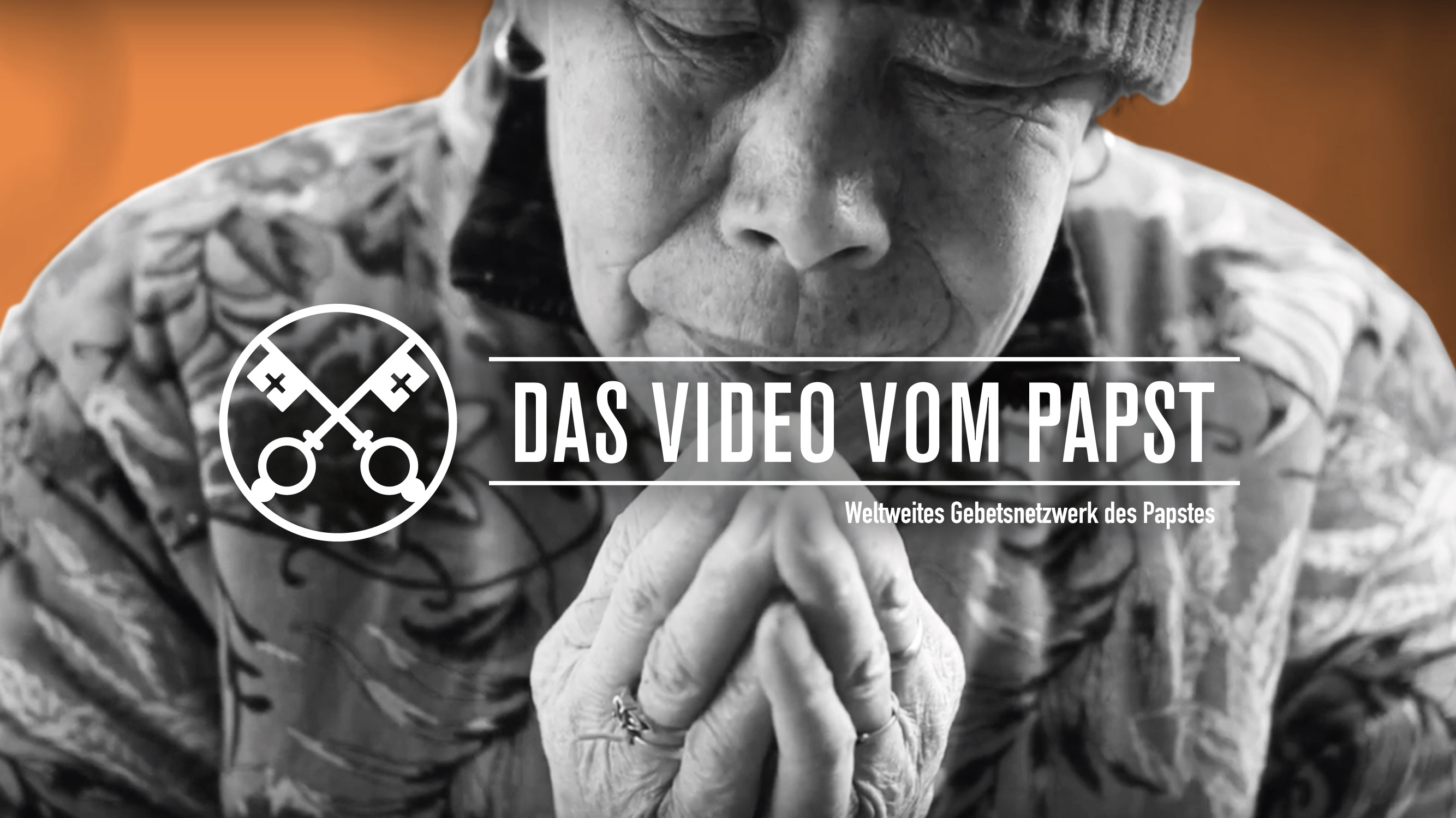 Official Image - TPV 3 2020 DE - Das Video vom Papst - Die Katholiken in China