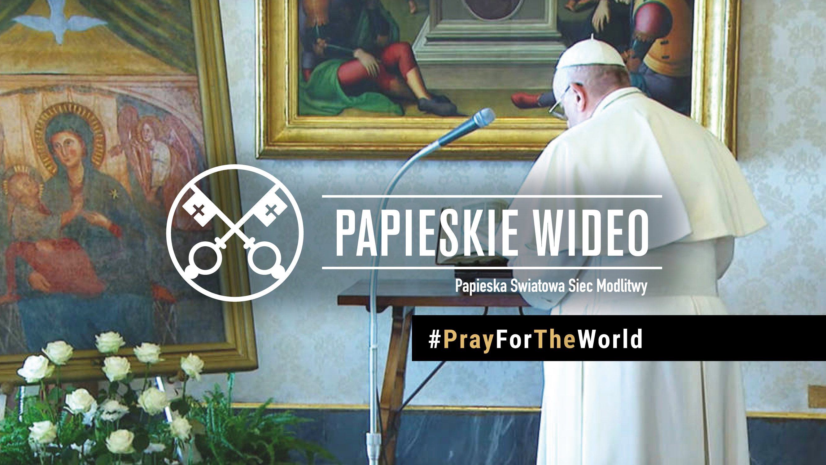 Marzec: #PrayForTheWorld