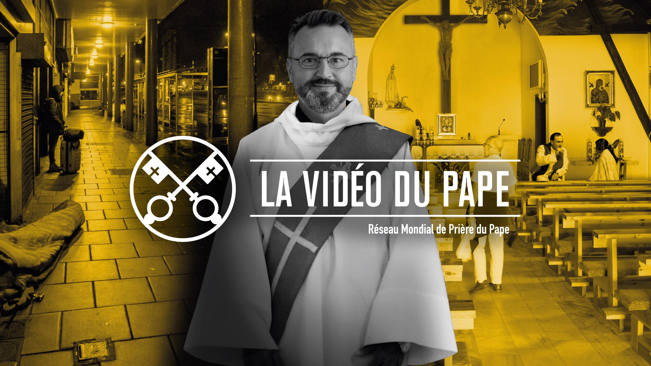 Gardiens du service dans l'Eglise,  les diacres sont le sujet de La Vidéo du Pape de mai