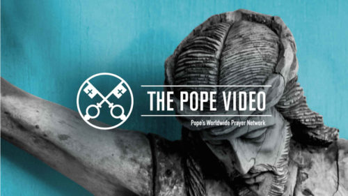 The Pope Video June 2020 The Way of the Heart (Official Image)