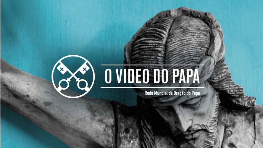 O novo Vídeo do Papa é um apelo à compaixão pelo mundo para nos aproximarmos do Coração de Jesus