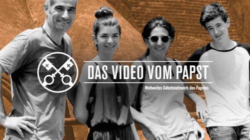 Official Image TPV 7 2020 DE - Das Video Vom Papst - Unsere familien