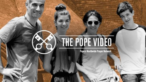 The Pope Video July 2020 for our Families (Official Image)