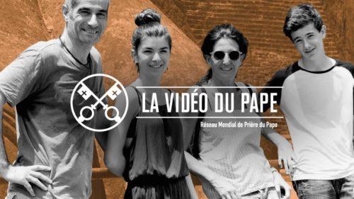 Official Image TPV 7 2020 FR - La Vidéo du Pape - Nos familles
