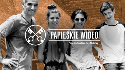 Official Image TPV 7 2020 PL - Papieskie Wideo - Nasze rodziny