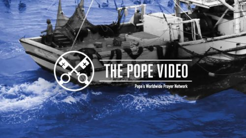The Pope Video August 2020 for the maritime world (Official Image)
