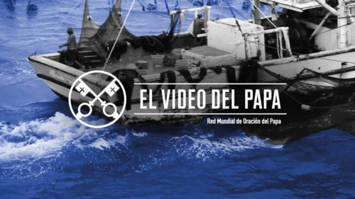 Official Image TPV 8 2020 ES - El Video del Papa - El mundo del mar