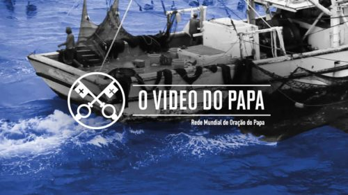 Official Image TPV 8 2020 PT - O Video do Papa - O mundo do mar