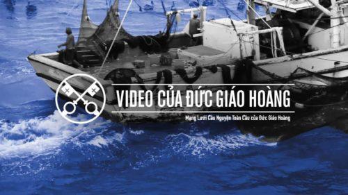 Official Image TPV 8 2020 VN - The Pope Video - Môi Trường Biển