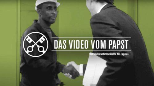 Official Image - TPV 9 2020 DE - Das Video Vom Papst - Respekt vor den ressourcen des planeten