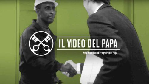 Official Image - Il Video del Papa 9 2020 IT - Il Video del Papa - Rispetto per le risorse del pianeta
