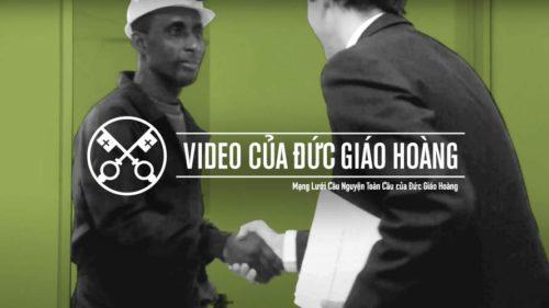 Official Image - TPV 9 2020 VN - Video của Đức Giáo Hoàng - Tôn trọng các tài nguyên trái đất