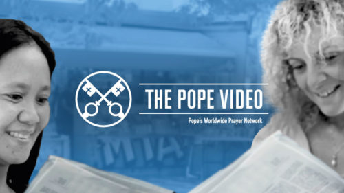 Official Image - TPV 10 2020 EN - The Pope Video - Women in leadership roles in the Church