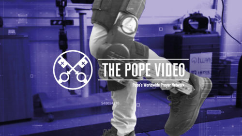 Official Image - TPV 11 2020 EN - The Pope Video - Artificial Intelligence