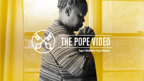 Official Image - TPV 12 2020 EN - The Pope Video - For a life of prayer
