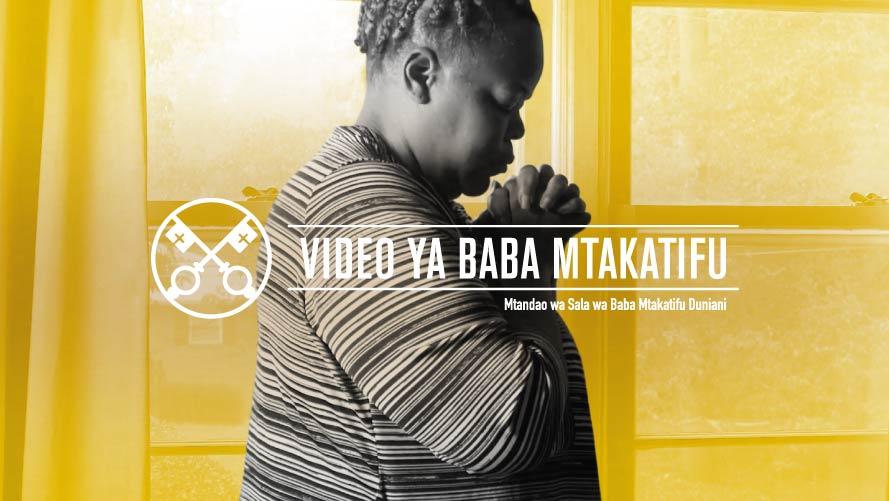 DESEMBA: Kwa maisha ya sala