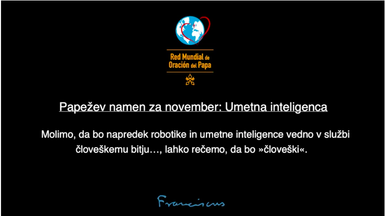 November: Umetna inteligenca