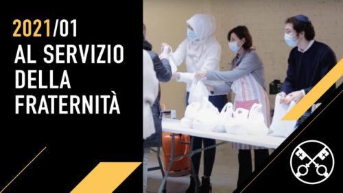 Official Image TPV 1 2021 IT - Il Video del Papa - Al servizio della fraternità