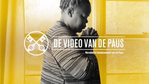 Official Image - TPV 12 2020 NL - De Video van de Paus - Voor een leven van gebed