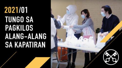Official Image TPV 1 2021 TL - Ang Video ng Papa - Tungo sa Pagkilos alang-alang sa Kapatiran