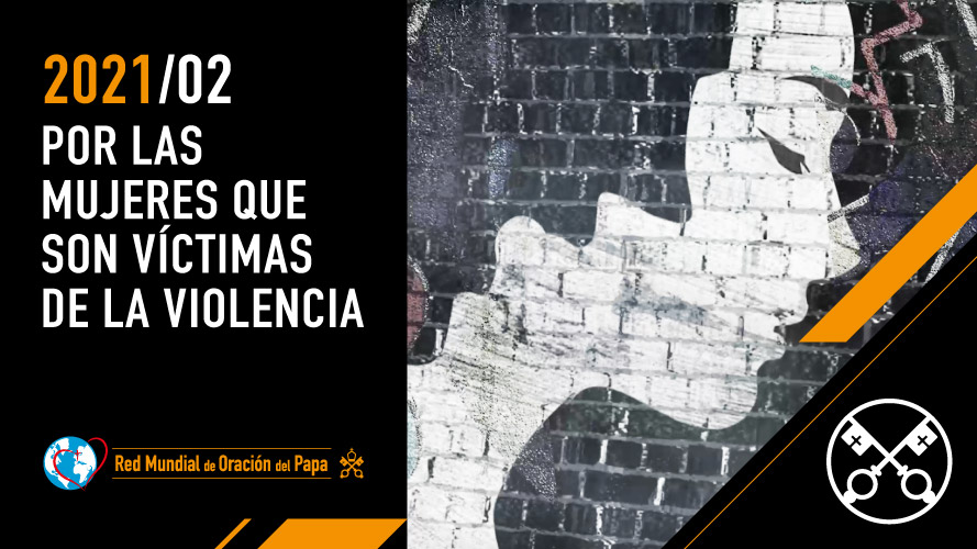 FEBRERO: Por las mujeres que son víctimas de la violencia