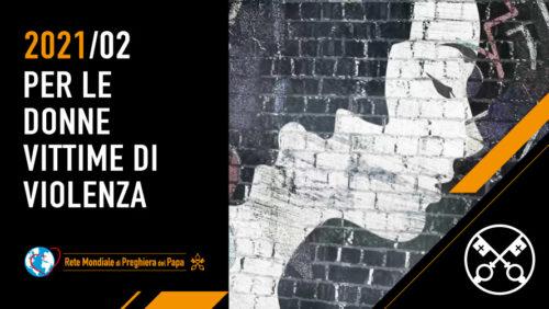 Official Image TPV 2 2021 IT - Il Video del Papa - Per le donne vittime di violenza