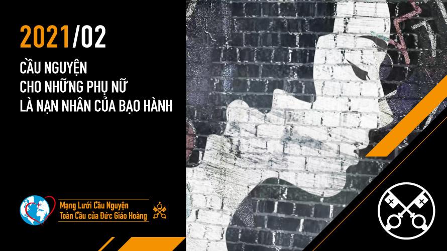 THÁNG HAI: Cho người phụ nữ đang chịu nạn bạo hành