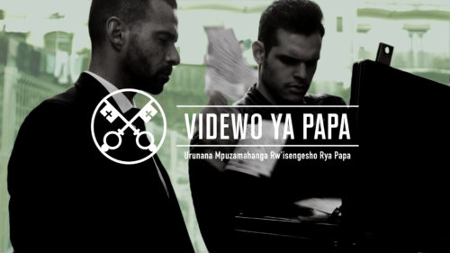 Official Image - TPV 2 2020 RW - Videwo ya Papa - Kumva amaganya y'abimukira