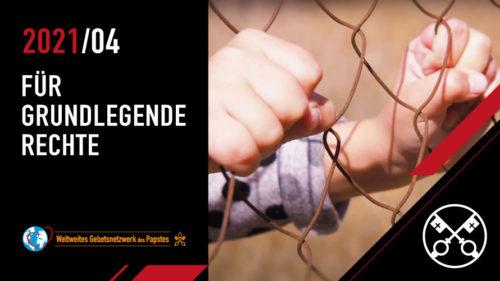 Official Image - TPV 4 2021 DE - Für grundlegende Rechte