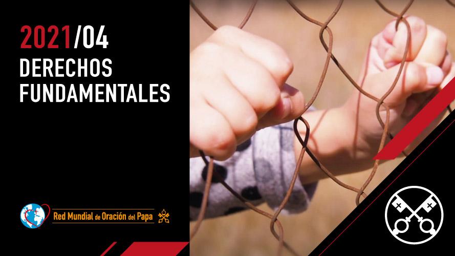 ABRIL: Derechos fundamentales
