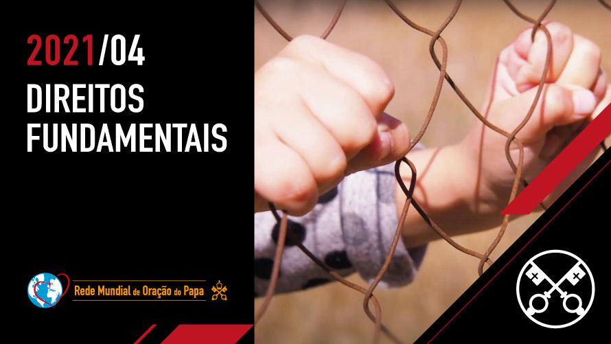 ABRIL: Direitos fundamentais