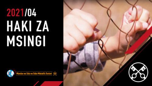 Official Image - TPV 4 2021 SW - Haki za Msingi