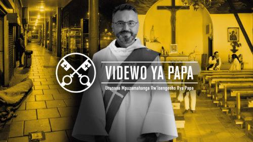 Official Image - TPV 5 2020 RW - Videwo ya Papa - Gusabira abadiyakoni