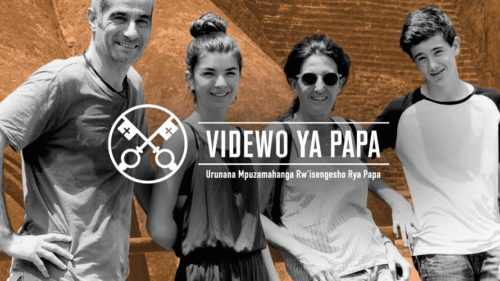 Official Image TPV 7 2020 RW - Videwo Ya Papa - Imiryango yacu