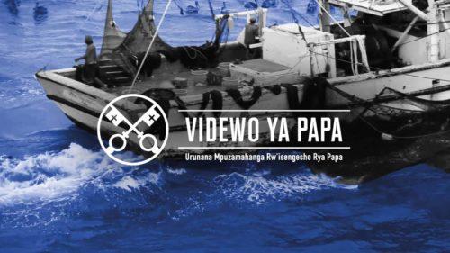 Official Image TPV 8 2020 RW - Videwo ya Papa - Abakorera mu nyanja